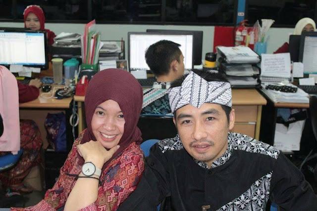 batik dan baju adat sunda