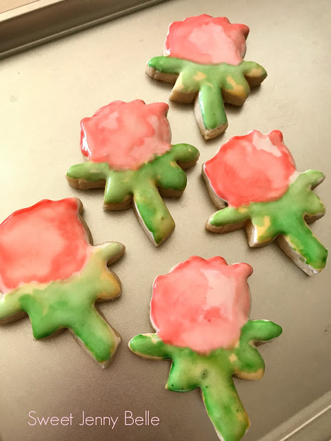 stained glass decorated cookie tutorial
