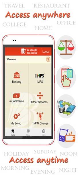 Baroda M connect kaise download aur use kare - All Hindi Buzz