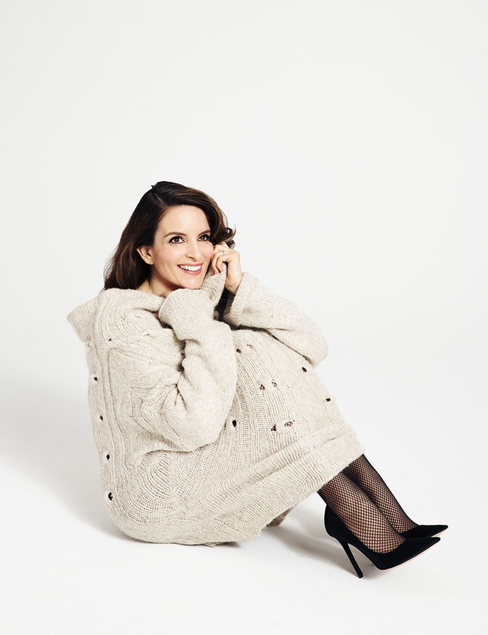Tina Fey in Bust Magazine August September 2016 Issue