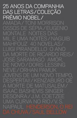 Companhia das Letras Coleção Nobel