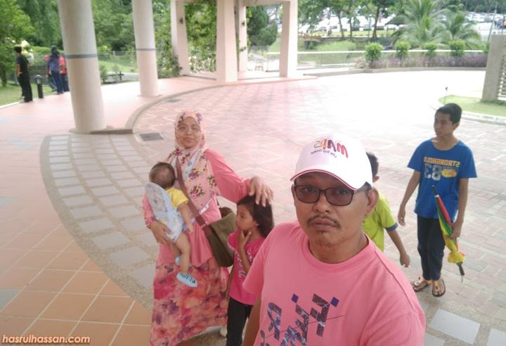 Berkunjung ke Taman Botani Negara