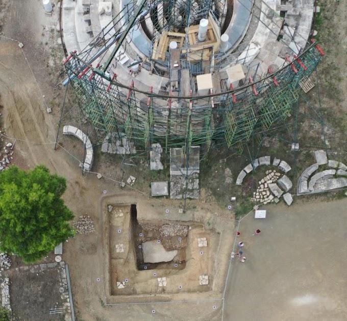 Σημαντική  αρχαιολογική ανακάλυψη στο Ασκληπιείο της Επιδαύρου