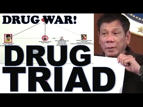 Background on the War Against Drugs and Crime