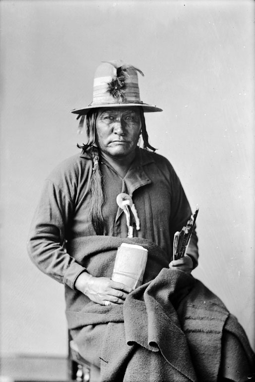 Capitão Jim - Shoshoni - 1880