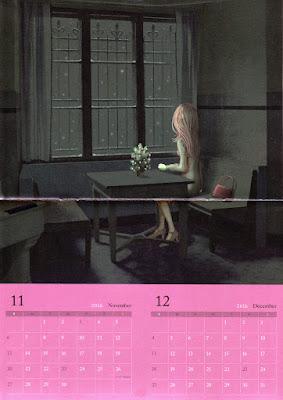 Calendario Nana 2016