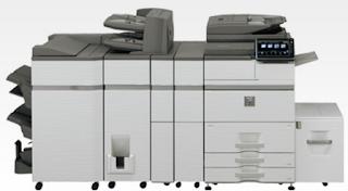 Sharp MX-M654N Printer Drivers Download