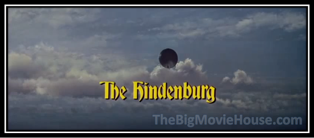 the hindenburg title card. Get away now while you still can