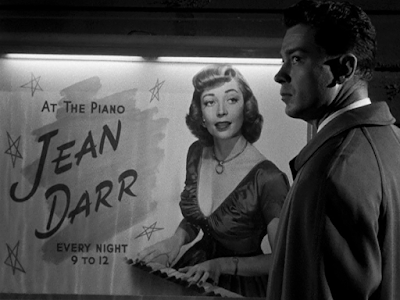Women of Noir #31 Marie Windsor attracts the psychologically disturbed Arthur Franz in Sniper (Dmytryk, 1952)