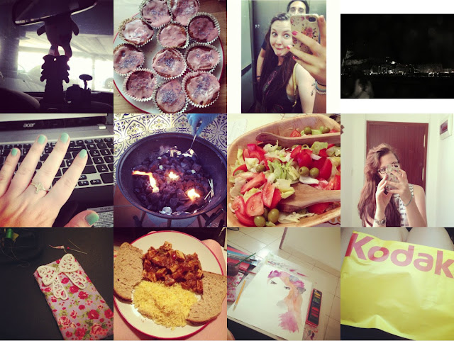 MAISIEGRAM! INSTAGRAM PHOTO DIARY! 27/06 - 03/07