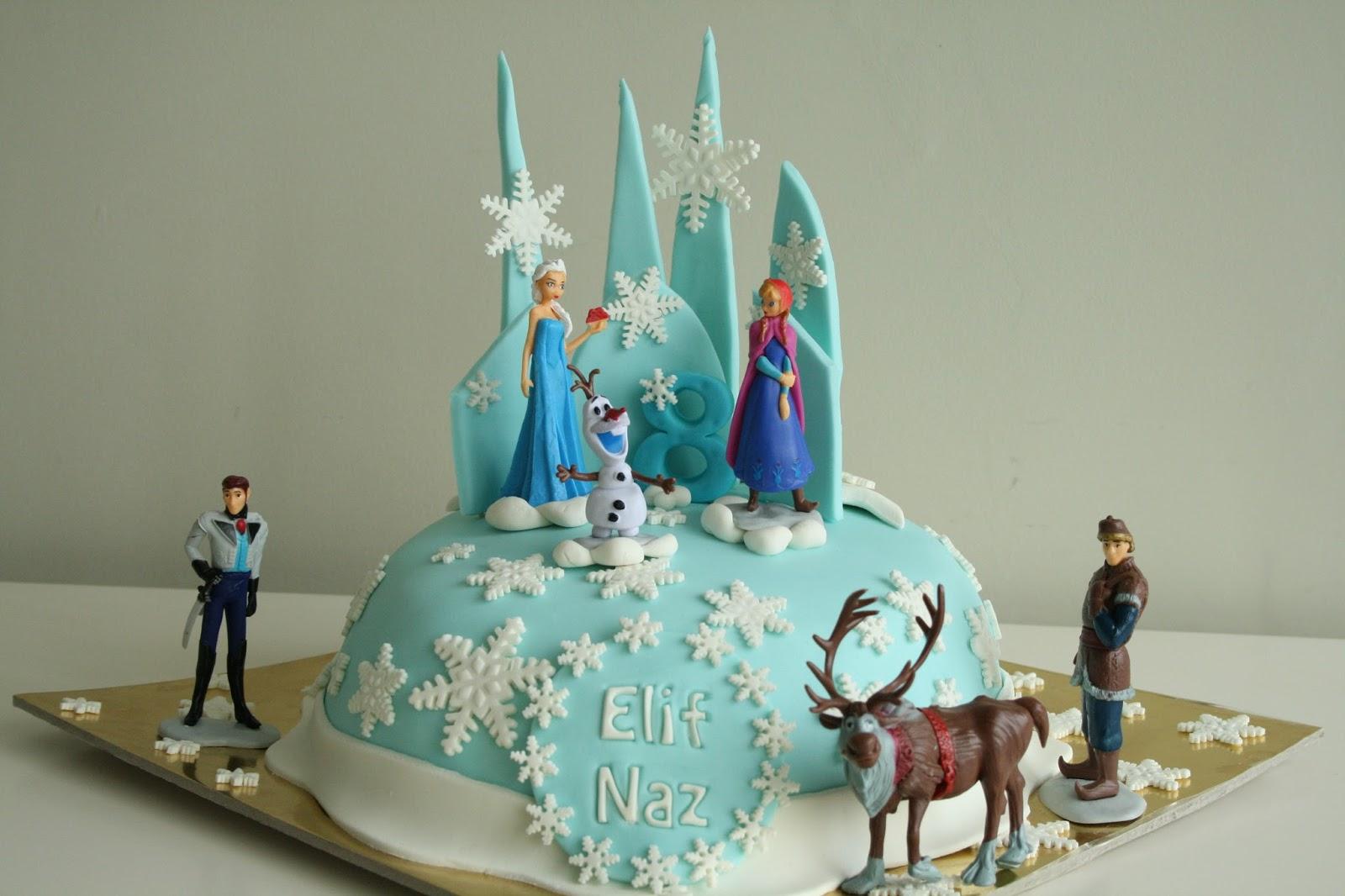 Elsa pasta elsa cake frozan cake