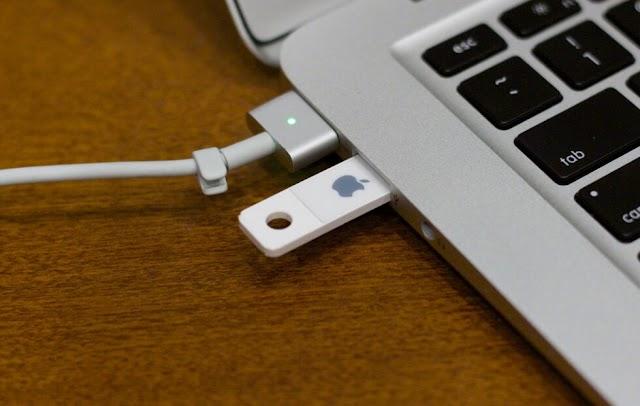 Howto make USB BOOT Drives #1
