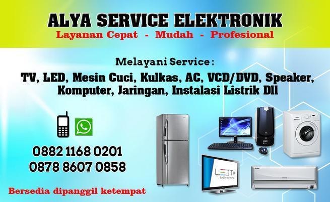 Contoh Iklan Jasa Service Elektronik Job Id Site