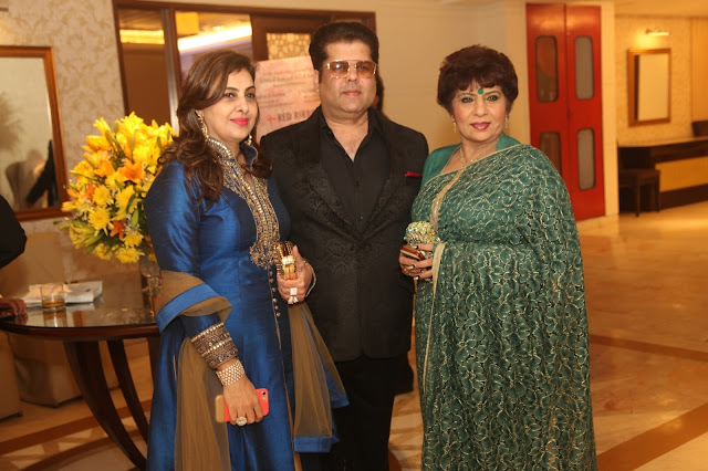 Dr. Bharti Taneja with Designer Kapil and Monika,-
