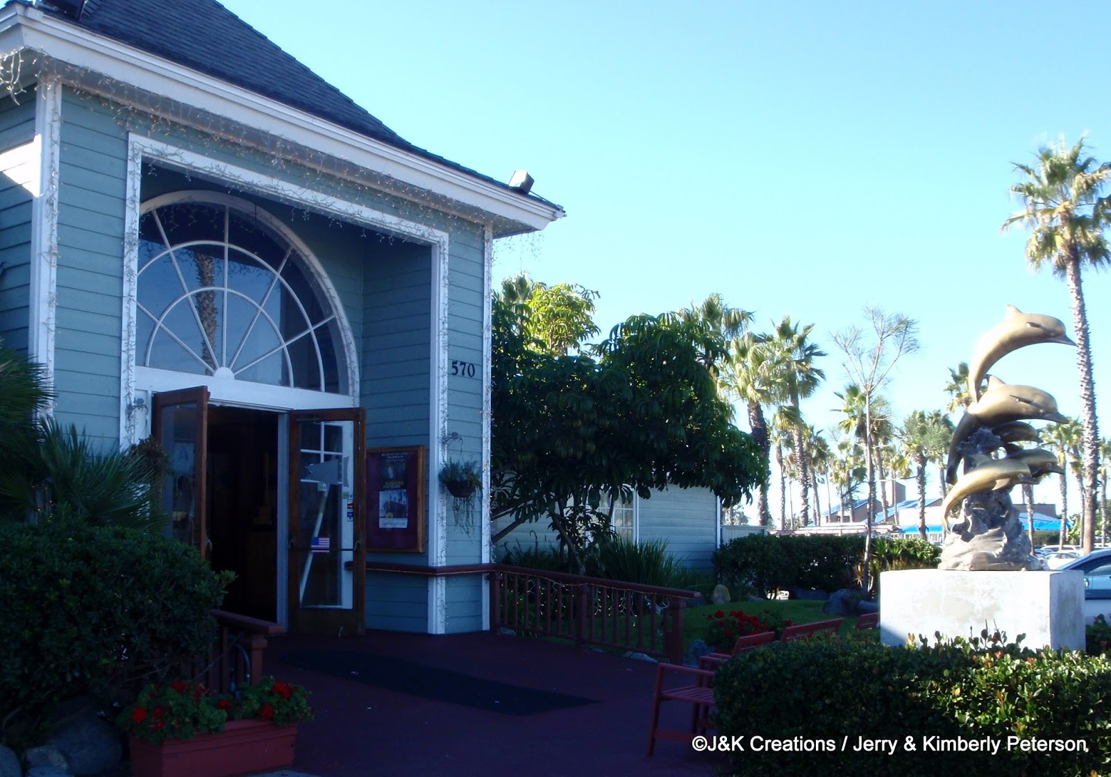 Chula Vista Rv Resort Special: Along The Way With J&K....: South Bay Fish & Grill