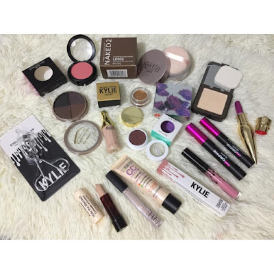 """Ziyi Boutique"": MAKE UP SET 9 ITEM MURAH GILER"