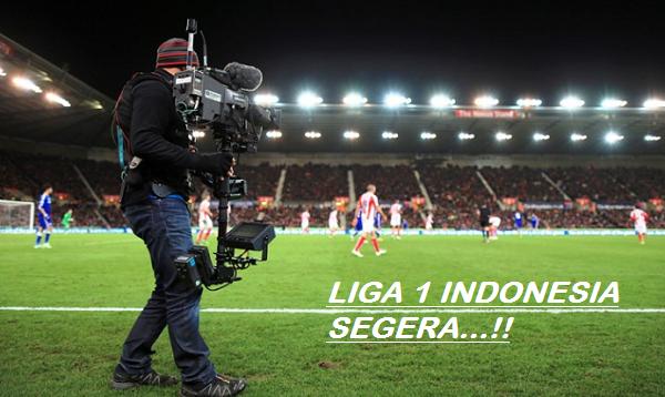 Jelang Liga 1 Indonesia, Tiga Grup Stasiun TV Rebutan Hak Siar