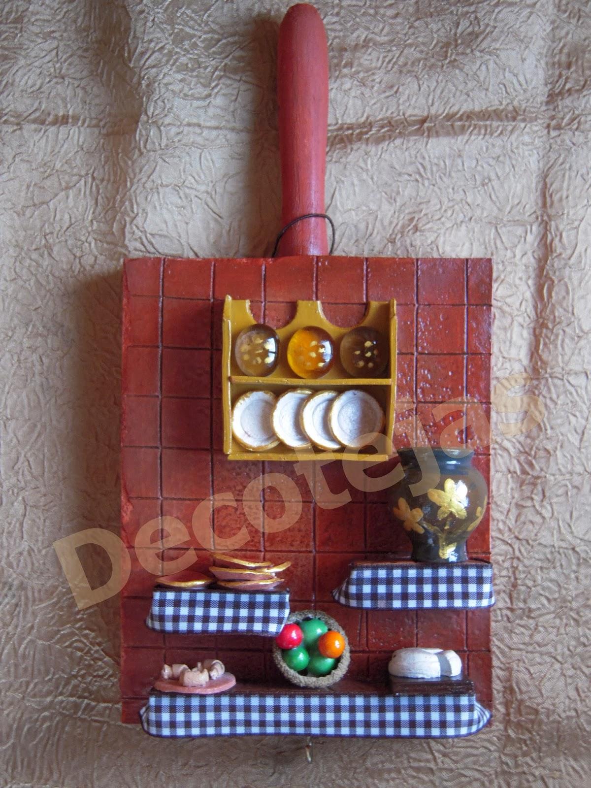 Las Tejas De Dina Tablas De Cocina