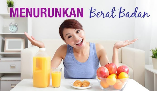 Menurunkan Berat Badan Secara Sehat
