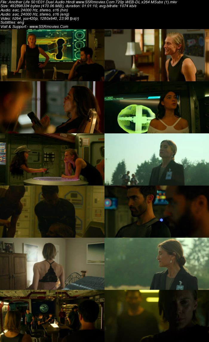 Another Life (2019) S01 Complete Dual Audio Hindi 720p 480p WEB-DL x264 Download