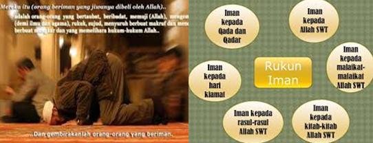 Iman Kepada Qadar Baik dan Buruk dalam Islam