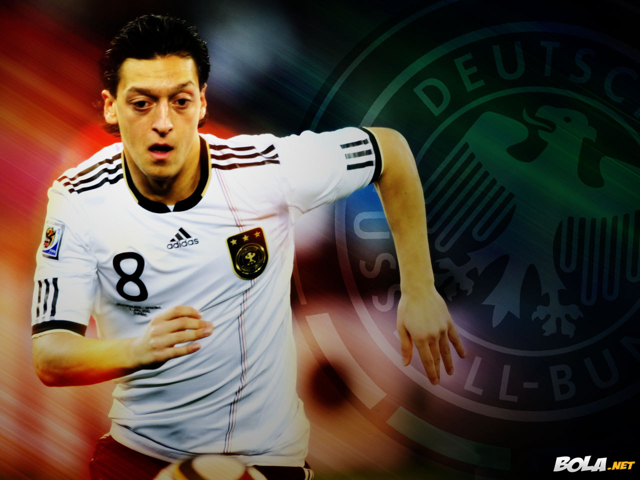 Football Wallpapers: Mesut Ozil
