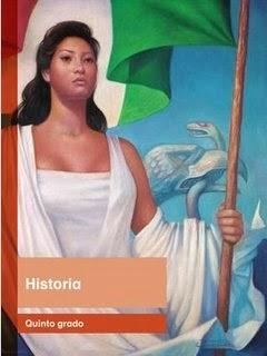 Libro de texto Historia Quinto grado.  Ciclo escolar 2014-2015.