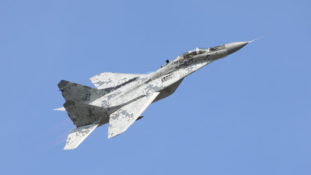 Slovak Air Force Mikoyan Gurevich MiG-29