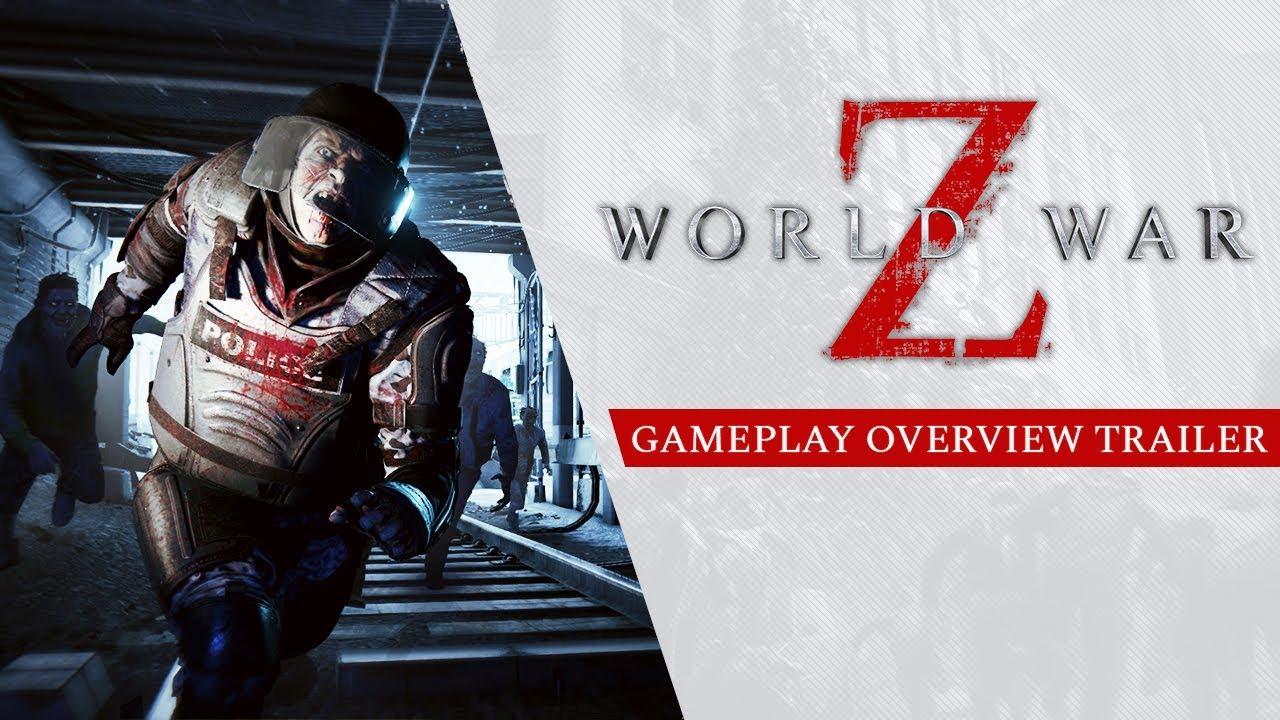 World War Z: Overview Trailer nos dá uma ideia do que esperar do jogo