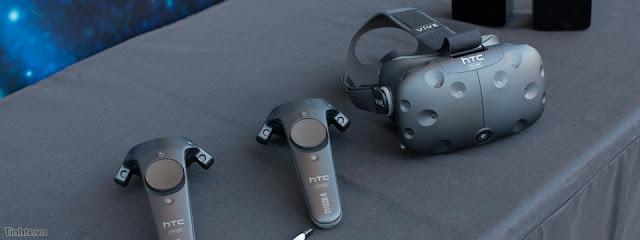 HTC đang phát triển mẫu kính thực tế ảo dành riêng cho điện thoại
