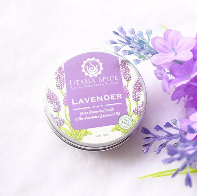Utama Spice Lavender Candle