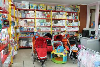 grosir perlengkapan bayi murah