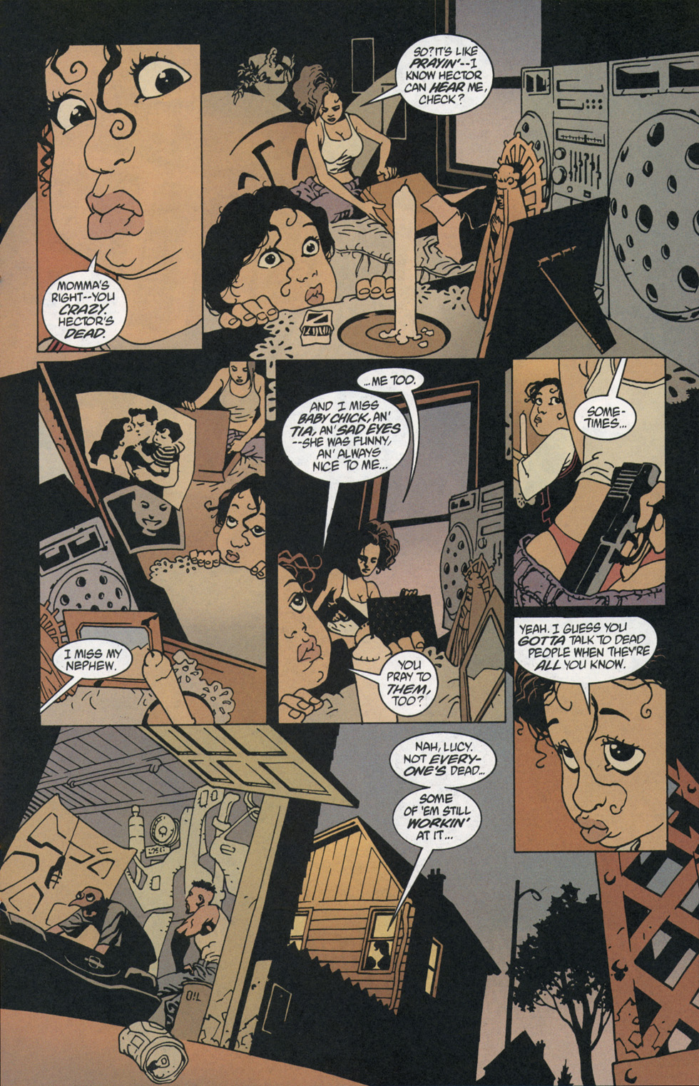 Read online 100 Bullets comic -  Issue #1 - 15