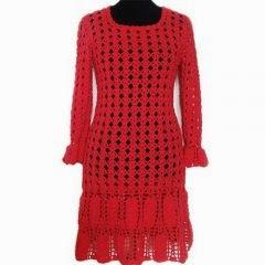 e4a35aaaac Modne sukienki i tuniki ręcznie robione