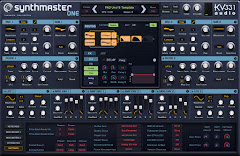 KV331 Audio - SynthMaster One Full version