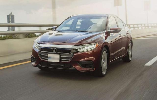 Honda Insight 2019 llega a México