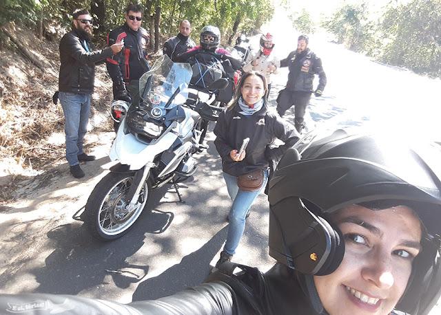 Moto Clube Bodes do Asfalto, de Palmas a Brasília