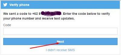 Cara Mendaftar Twitter Terbaru Menggunakan Hp Android