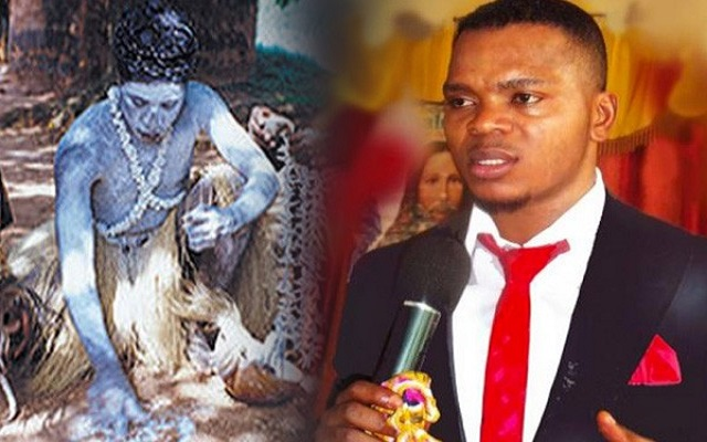 [Video] Bishop Obinim Battle With Fetish Priest Okomfo Appiah