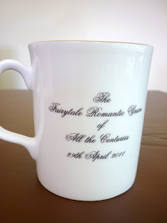Royal Wedding Commemorative Mug