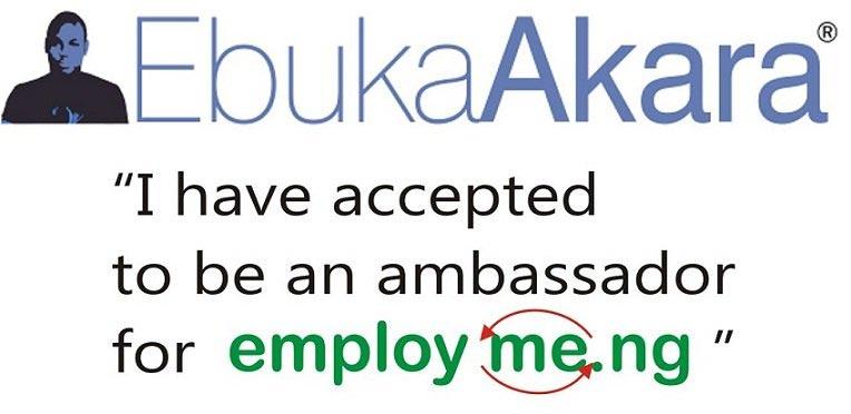 Ebuka Akara becomes brand ambassador of Employme.ng