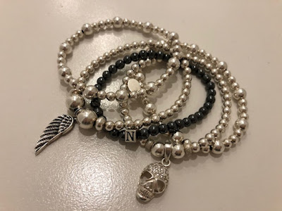 handmade silver bracelets, local business, nicki kinickie, thurrock, essex, gifts for her, lifestyle blogger,