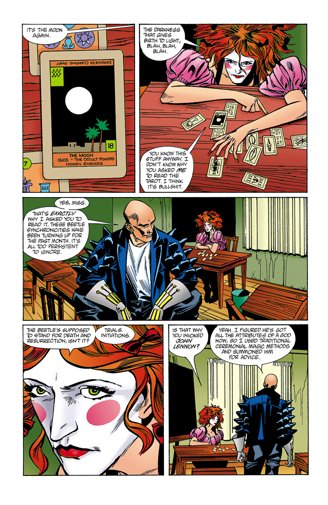 The Invisibles (1994) 1 Page 26