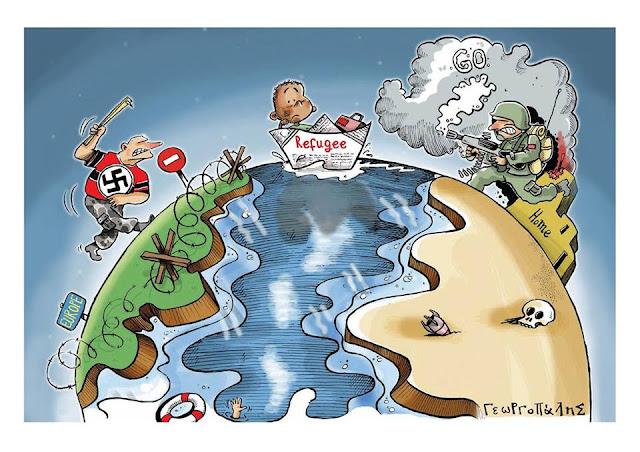 Cartoon War and Humanity
