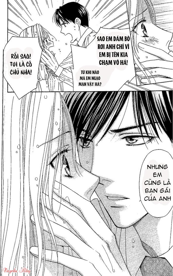 Chou yo Hana Yo chap 33 - Trang 28