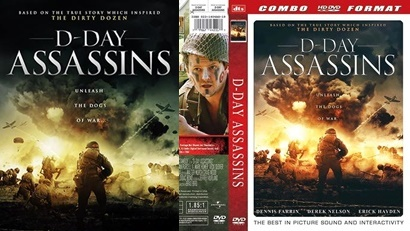 D-Day Assassins movie 2019