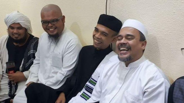 Dailami Firdaus: Habib Rizieq Sedang Istikharoh untuk Pulang ke Tanah Air