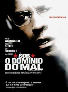 Sob o Domínio do Mal (The Manchurian Candidate) - DVDRip Dublado