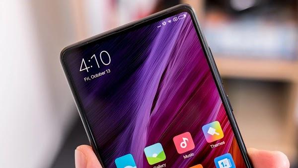 Kecanggihan Smartphone Xiaomi Mi Mix 2