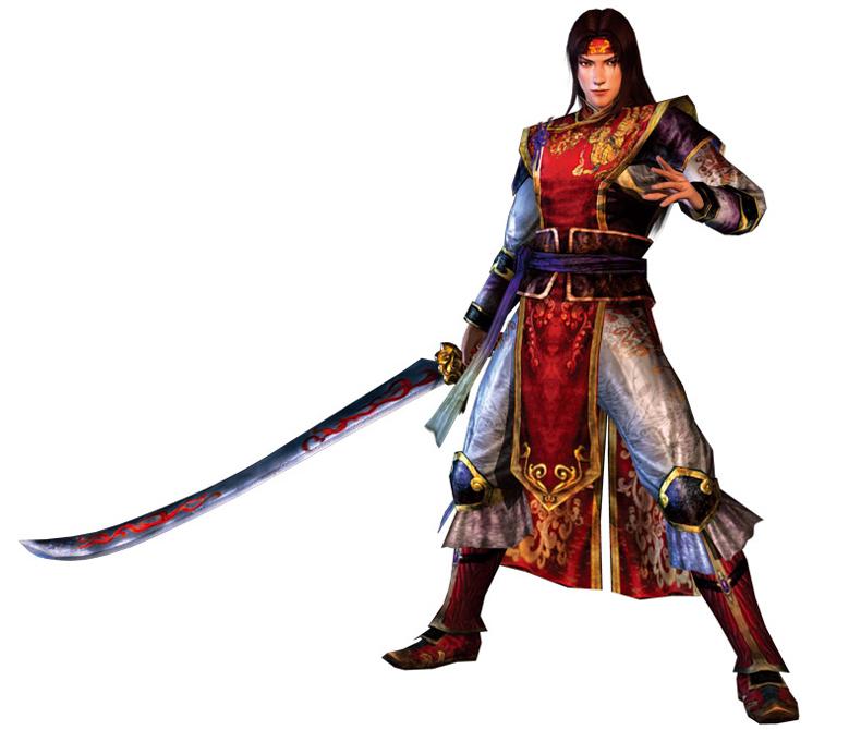 Shiro Samurai's Cosplay: Game characters I want to cosplay someday! Zhou Yu Dynasty Warriors 8